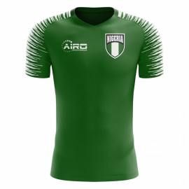 2018-2019 Nigeria Home Concept Football Shirt
