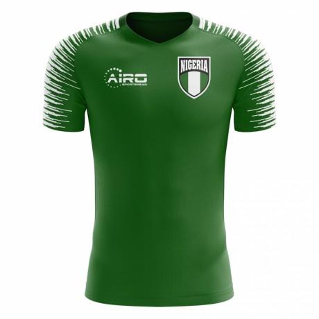 2020-2021 Nigeria Home Concept Football Shirt - Baby