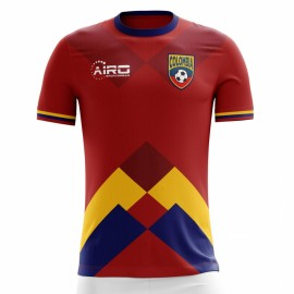 2020-2021 Colombia Away Concept Football Shirt