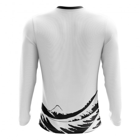 1aa0c389a 2018-2019 Japan Long Sleeve Away Concept Football Shirt (Kids)