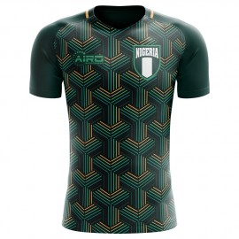2018-2019 Nigeria Third Concept Football Shirt