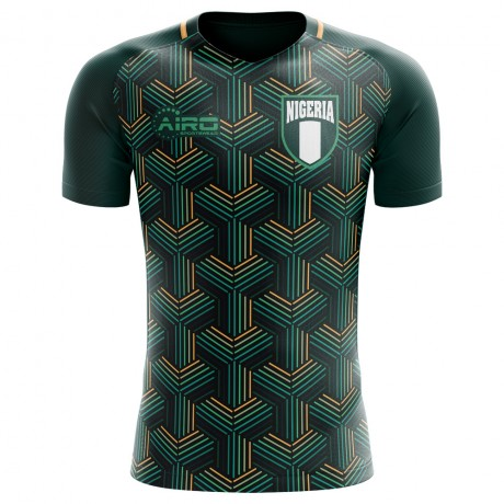2018-2019 Nigeria Third Concept Football Shirt (Kids)
