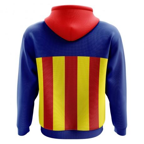 2018-2019 Catalunya Home Concept Hoody