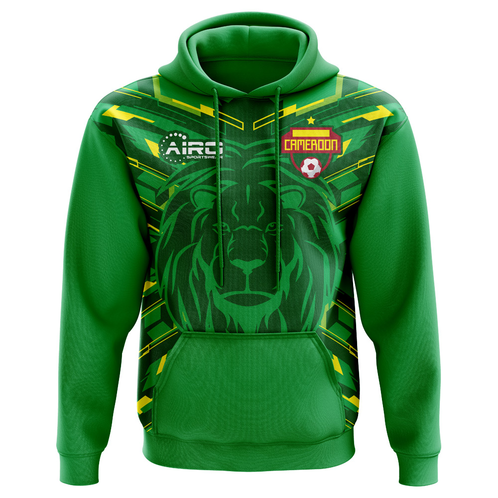 2018-2019 Cameroon Home Concept Hoody
