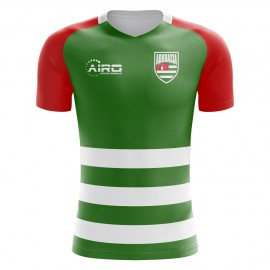 9b7f46b08 2018-2019 Abkhazia Home Concept Football Shirt
