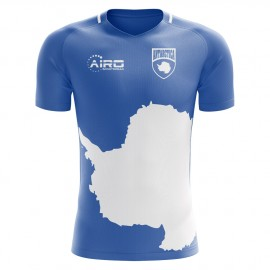 2020-2021 Antarctica Home Concept Football Shirt - Kids
