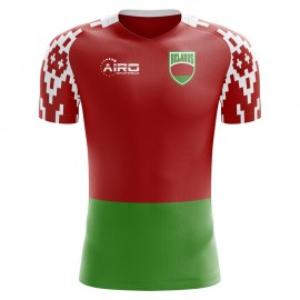 2020-2021 Belarus Home Concept Football Shirt
