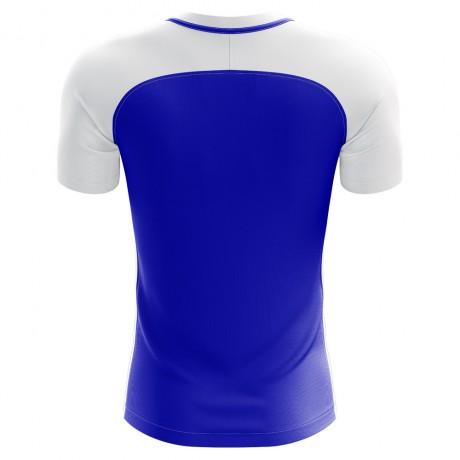 58c015dd8d9 2018-2019 El Salvador Home Concept Football Shirt (Kids)