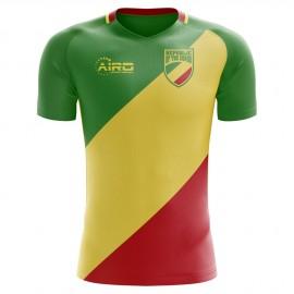 2020-2021 Republic of Congo Home Concept Football Shirt