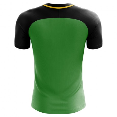 2018-2019 Guyana Home Concept Football Shirt