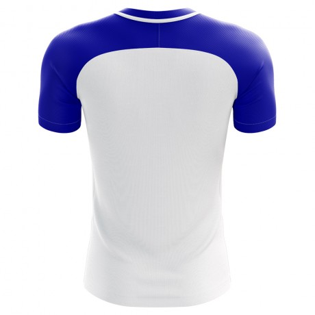 2018-2019 Israel Home Concept Football Shirt