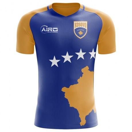 33da385afdd Sport & Freizeit Blue Airo Sportswear Kosovo Concept Football Track Jacket
