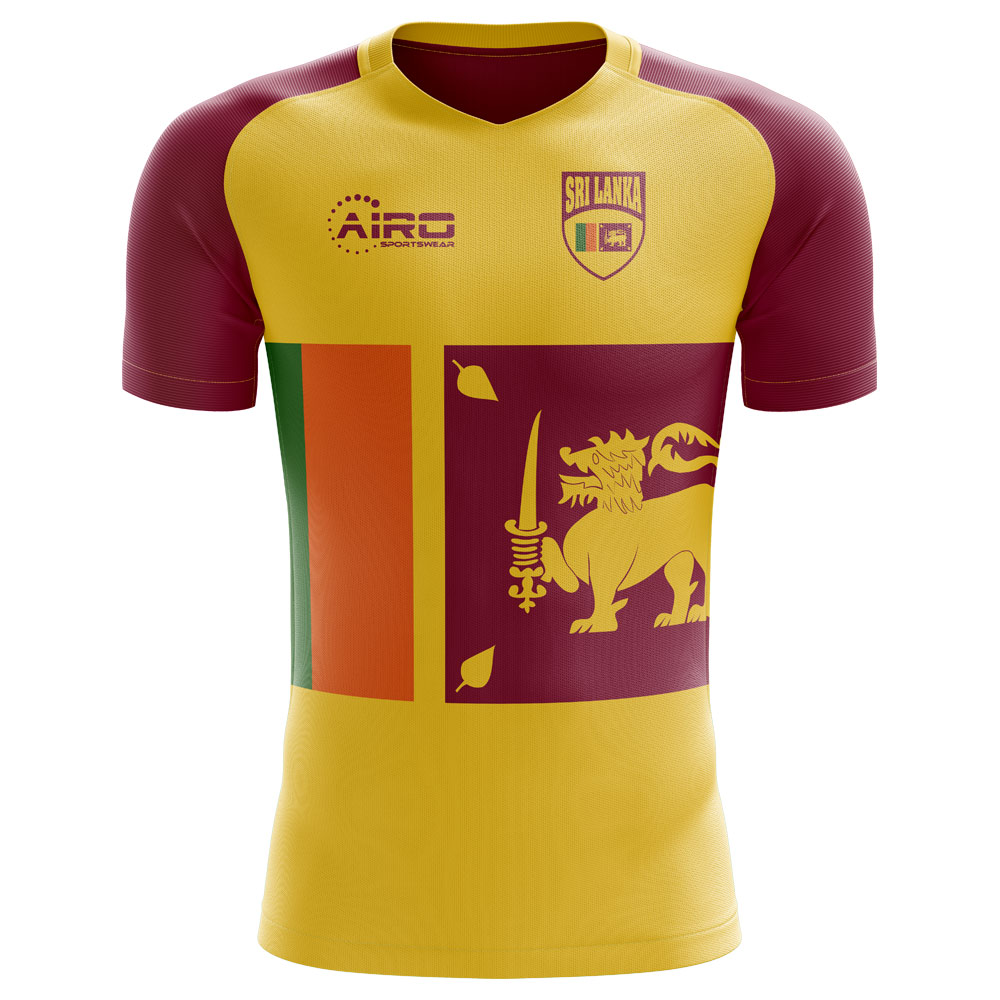 2018-2019 Sri Lanka Home Concept Football Shirt