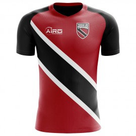 2018-2019 Trinidad and Tobago Home Concept Football Shirt - Womens