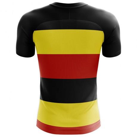 2018-2019 Uganda Home Concept Football Shirt - Baby