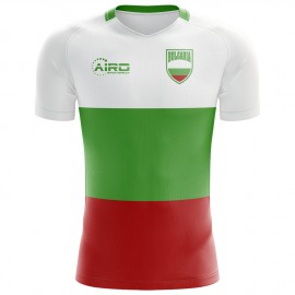 f99de6bb1 2018-2019 Bulgaria Flag Concept Football Shirt (Kids)