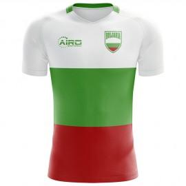 2020-2021 Bulgaria Flag Concept Football Shirt (Kids)
