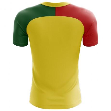 2020-2021 Ethiopia Home Concept Football Shirt - Kids