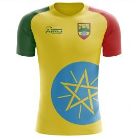 91fd8c71a 2018-2019 Ethiopia Home Concept Football Shirt - Kids