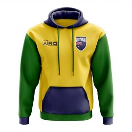 Australia Concept Country Football Hoody (Yellow)