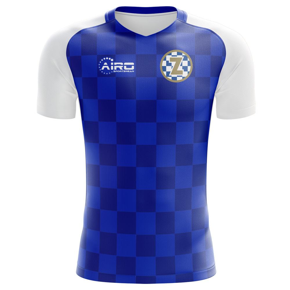 ad231e6e5 2018-2019 Dinamo Zagreb Home Concept Football Shirt (Kids)