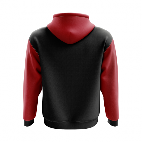Trinidad and Tobago Concept Country Football Hoody (Black)