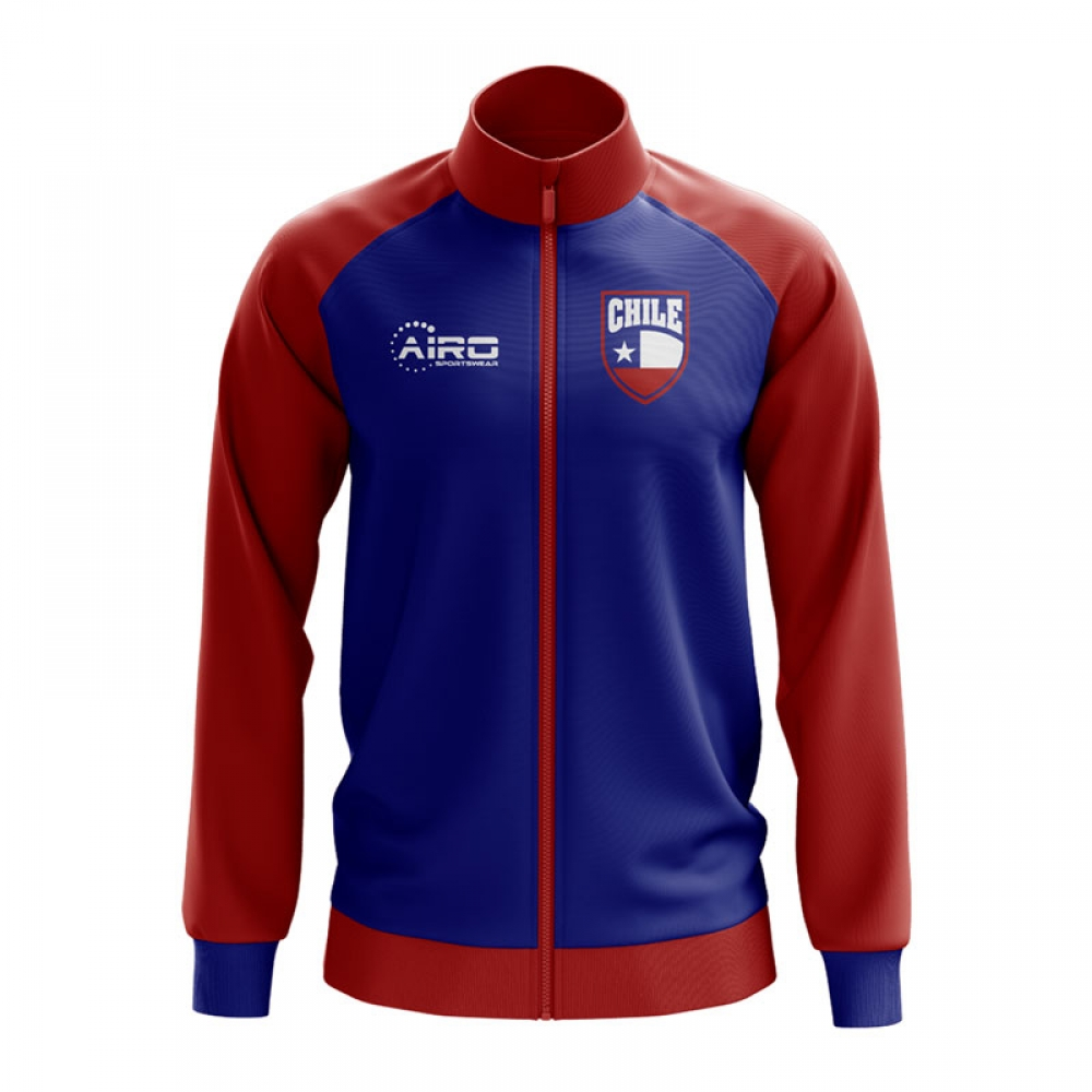 7e5de891a Chile Concept Football Track Jacket (Navy) - Kids