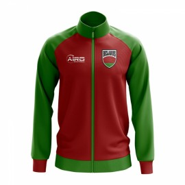 Belarus Concept Football Track Jacket (Red) - Kids