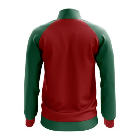 Cameroon Concept Football Track Jacket (Red) - Kids