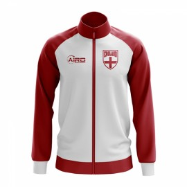 England Concept Football Track Jacket (White)