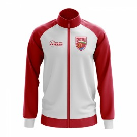 Eritrea Concept Football Track Jacket (White)