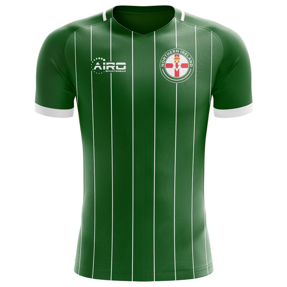 2018-2019 Northern Ireland Home Concept Football Shirt e605279ff
