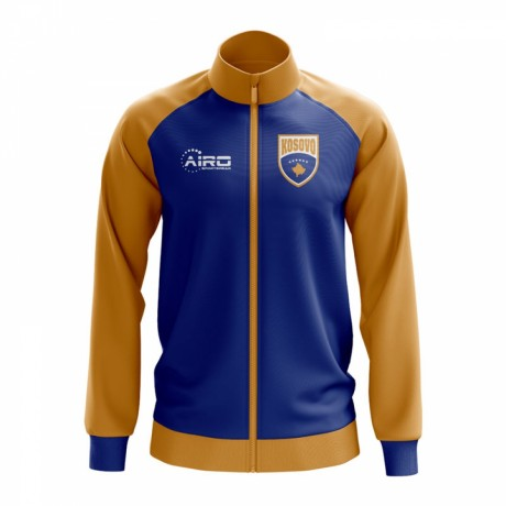 Kosovo Concept Football Track Jacket (Blue)