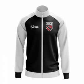 Trinidad and Tobago Concept Football Track Jacket (Black)