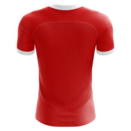 2020-2021 Aberdeen Home Concept Football Shirt - Adult Long Sleeve