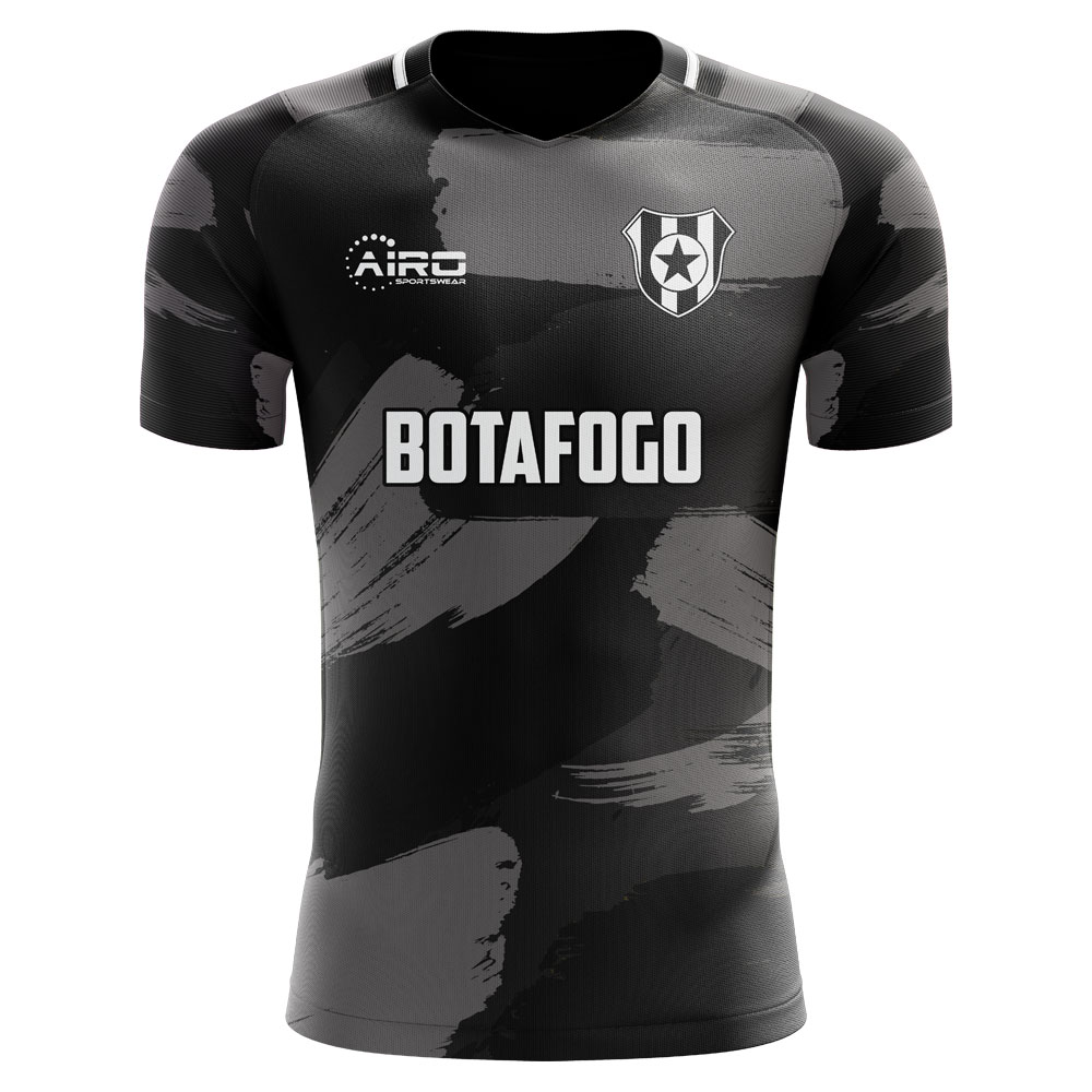 2019-2020 Botafogo Away Concept Football Shirt