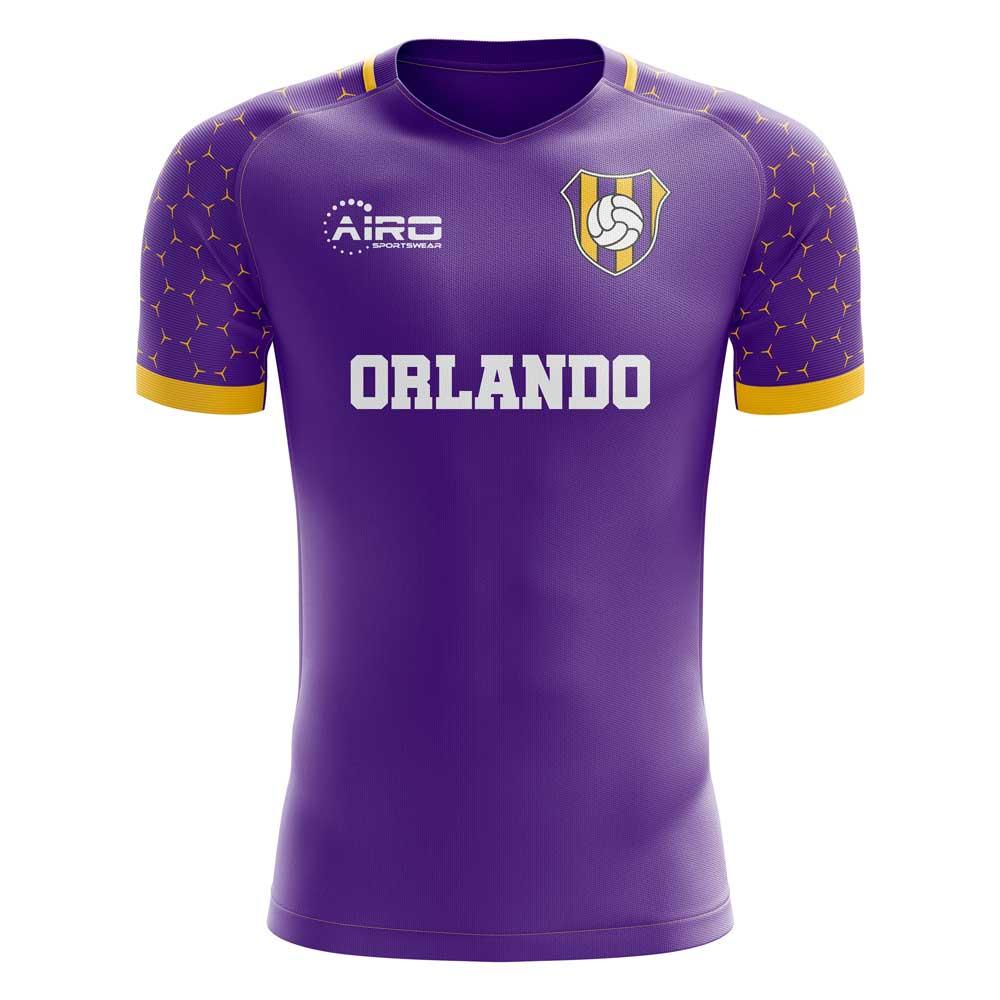 2020-2021 Orlando Home Concept Football Shirt