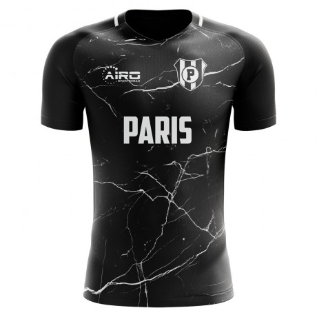 2020-2021 Paris Third Concept Football Shirt