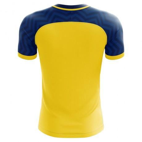 2020-2021 Brondby Home Concept Football Shirt