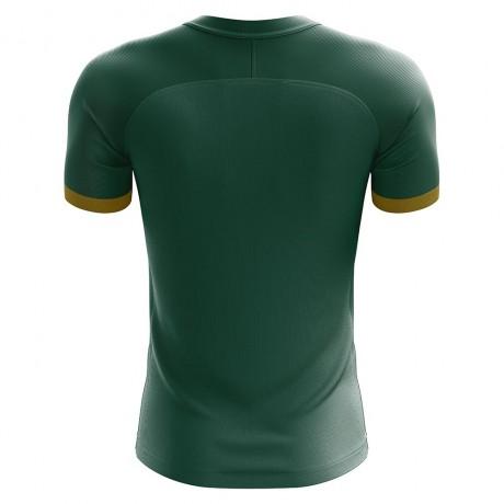 2019-2020 Ferencvaros Home Concept Football Shirt