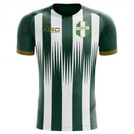 2019-2020 Ferencvaros Home Concept Football Shirt - Kids