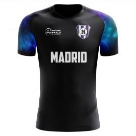 2019-2020 Madrid Galacticos Concept Football Shirt