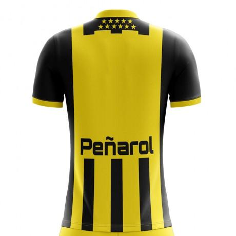 2019-2020 Penarol Home Concept Football Shirt