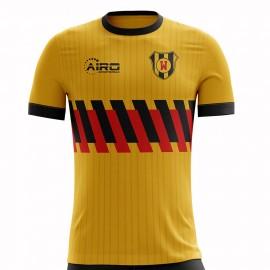 18d66137a52 2019-2020 Watford Home Concept Football Shirt