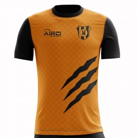 40ad22049be 2019-2020 Wolverhampton Home Concept Football Shirt
