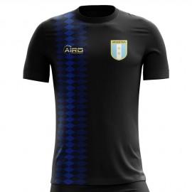 2019-2020 Argentina Away Concept Football Shirt