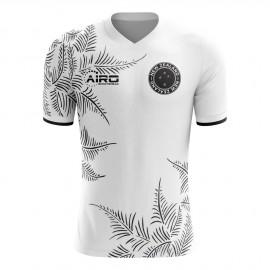 2020-2021 New Zealand Home Concept Football Shirt - Kids
