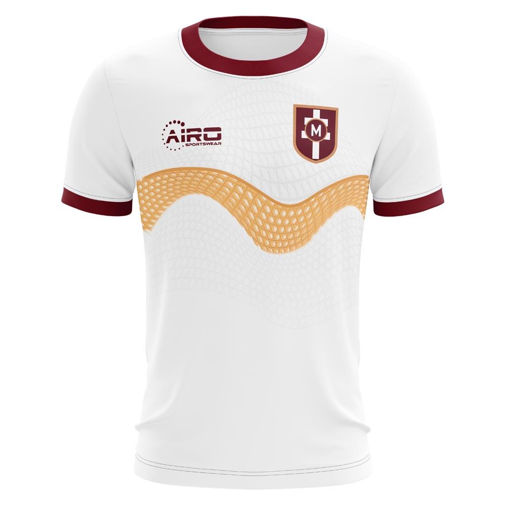 2020-2021 Metz Away Concept Football Shirt