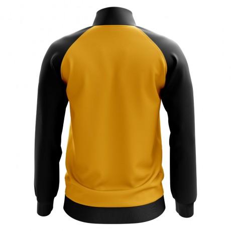 Wolverhampton Concept Football Track Jacket (Gold)