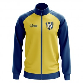 3b08a570563 Villarreal Concept Football Track Jacket (Yellow)